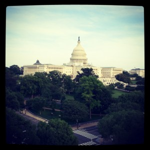 View of Capitol: AIA 2012 Natnl Conv