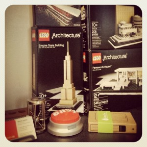 Architecture on my Desk