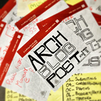 Arch Postit SMALL